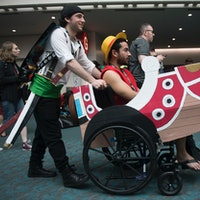 """Comic-Con@Home is missing the best part of Comic-Con: the """"third space"""""""