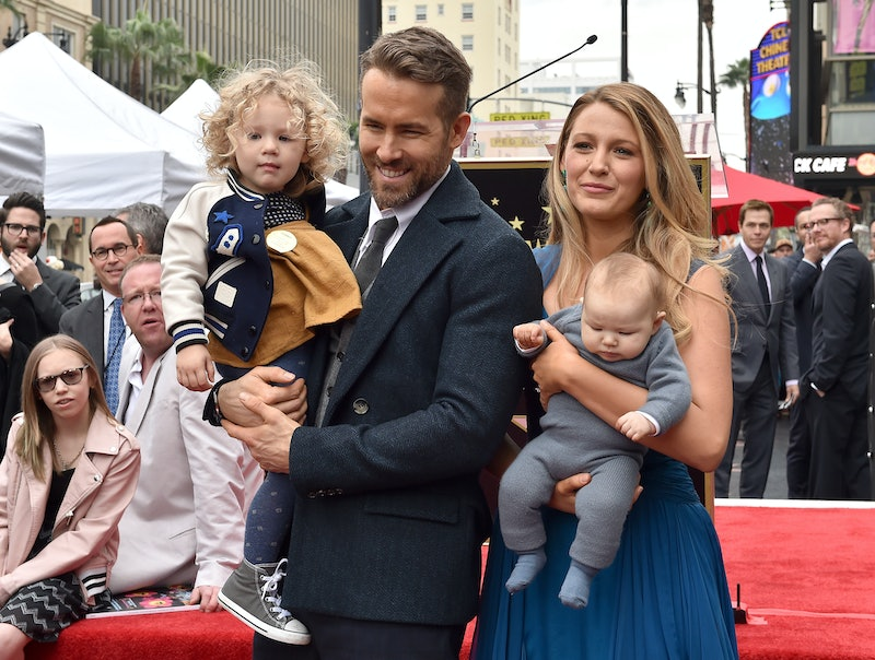 Taylor Swift May Have Dropped Blake Lively Ryan Reynolds Third Child S Name