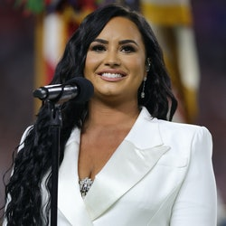 Demi Lovato reflected on her overdose 2 years later.