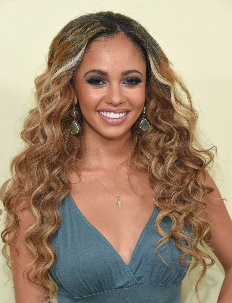 'Riverdale's Vanessa Morgan anounced her pregnancy with a baby boy.