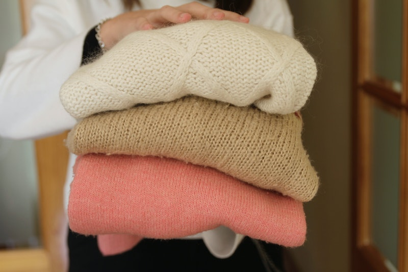 clothing sweaters