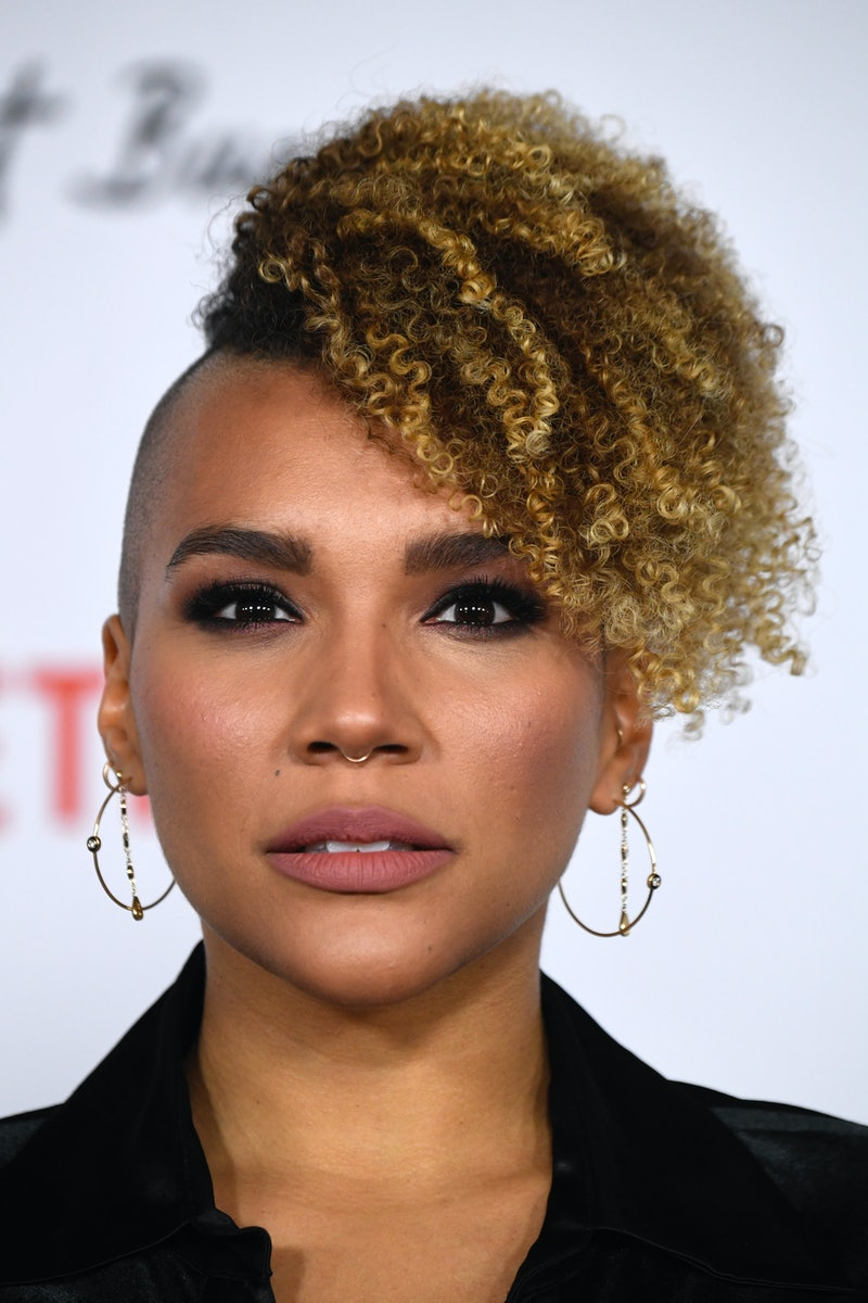 Emmy Raver-Lampman will replace Kristen Bell on Central Park.