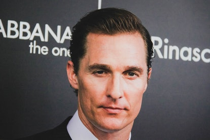 Matthew McConaughey guest starred in Unsolved Mysteries