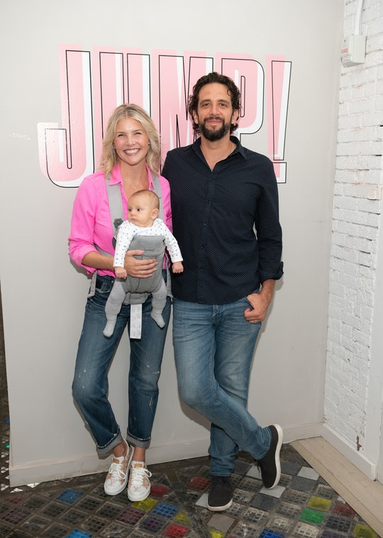 Nick Cordeo's wife, Amanda Kloots, posted a touching video of their son saying 'dada' for the first ...
