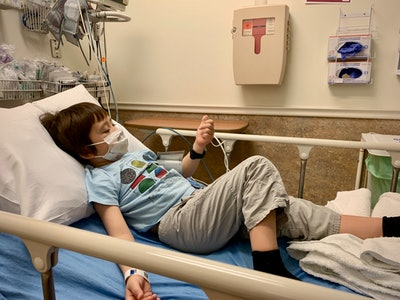 Recent data from Florida's Department of Health has shown that the number of children hospitalized with COVID-19 is climbing.