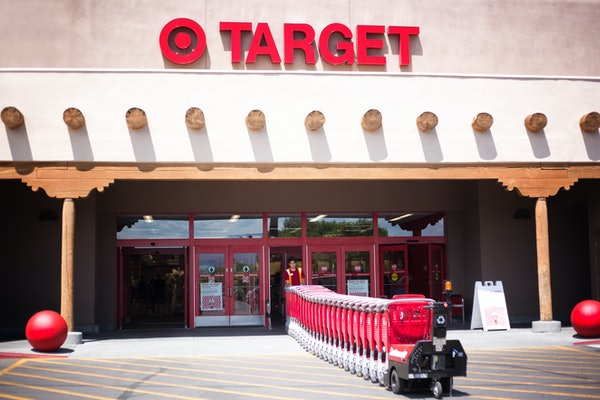 Target announced it is closing stores on Thanksgiving Day 2020.