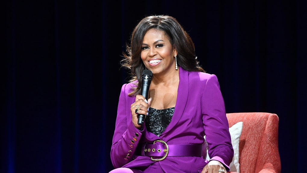 Here's how to listen to Michelle Obama's podcast on Spotify.