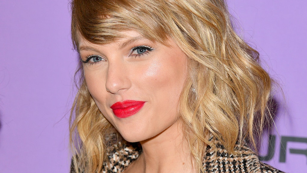 Taylor Swift attends Sundance.