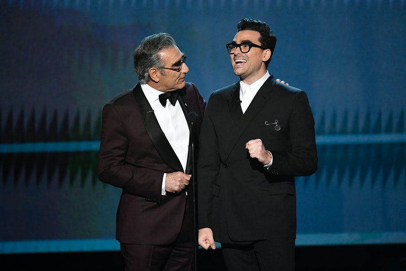 Dan Levy's Reaction To His Schitt's Creek Emmy Nominations