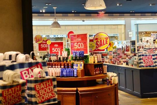 bath & body works semi annual sale