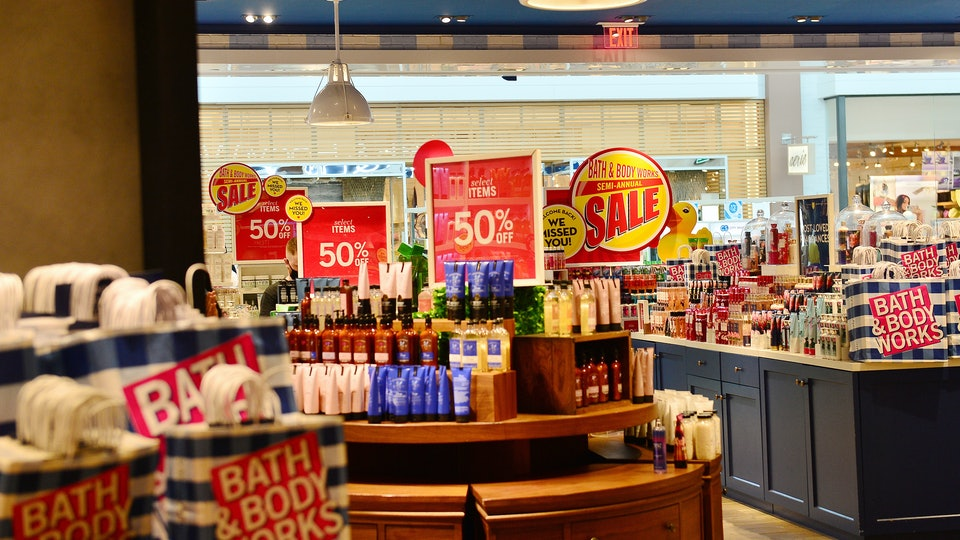 Bath & Body Works' Semi-Annual Sale Includes 50% Off ...