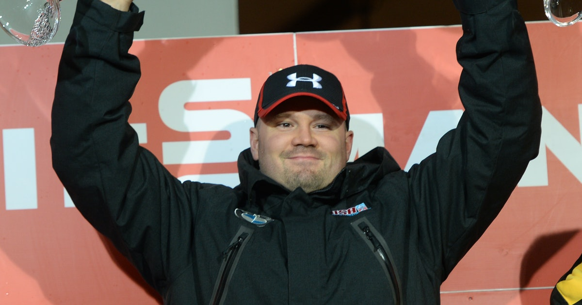Steven Holcomb's Appearance In 'The Weight of Gold' Is A Reminder Of An Olympian Taken Too Soon