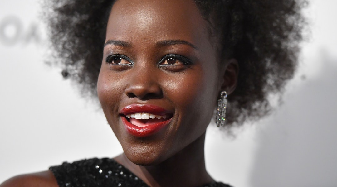 Sephora's National Lipstick Day sale features a formula worn by Lupita Nyong'o.