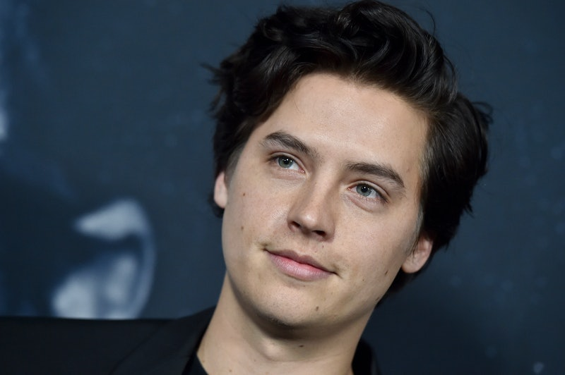 Cole Sprouse Just Returned To Instagram After A Mental Health Break