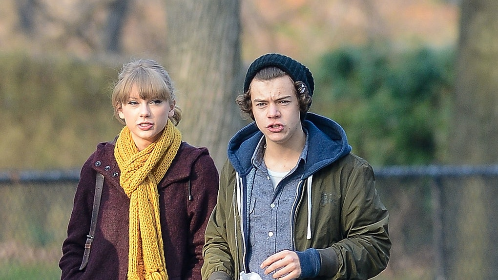 is taylor swift s cardigan about harry styles this fan theory makes a connection cardigan about harry styles