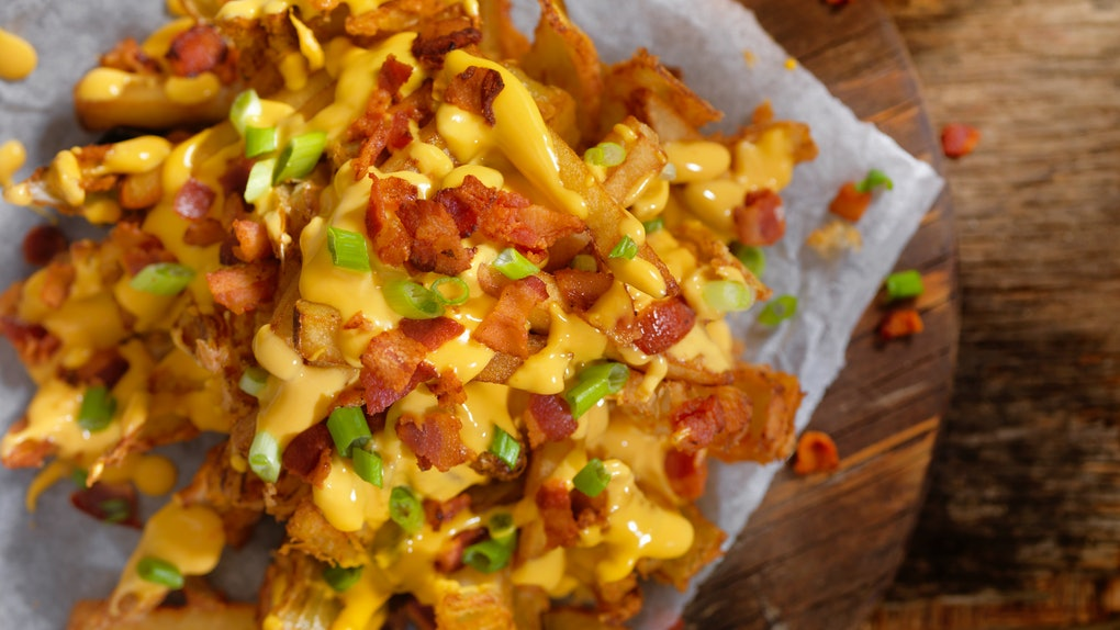 This Cheesy Fiesta Potato recipe on TikTok is inspired by Taco Bell.