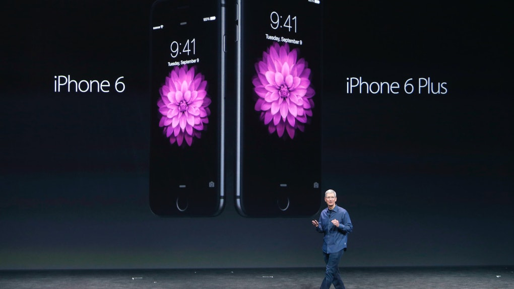 Here are the features on the iPhone 6 and iPhone 6 Plus