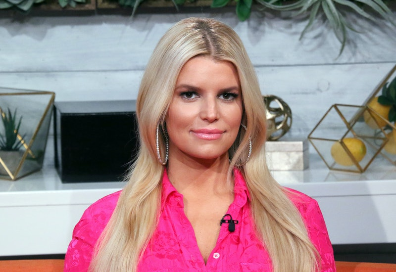 Jessica Simpson forgave her childhood abuser.