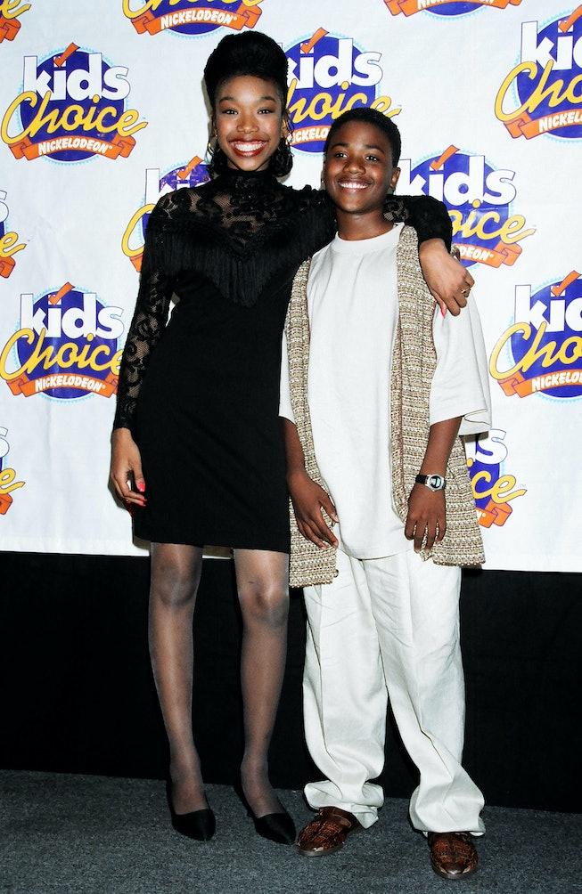 Brandy in 1994, Kids' Choice Awards