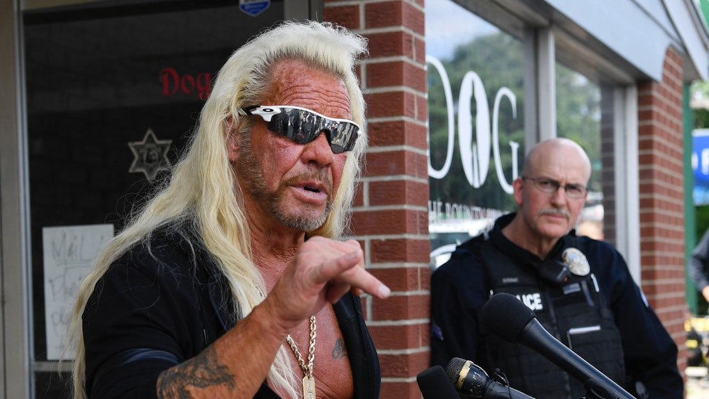 Dog the Bounty Hunter's advice on arresting El Chapo is telling.