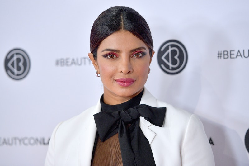 Priyanka Chopra's pink nails will never go out of style