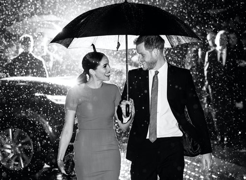 Meghan Markle and Prince Harry are a love story for the ages.