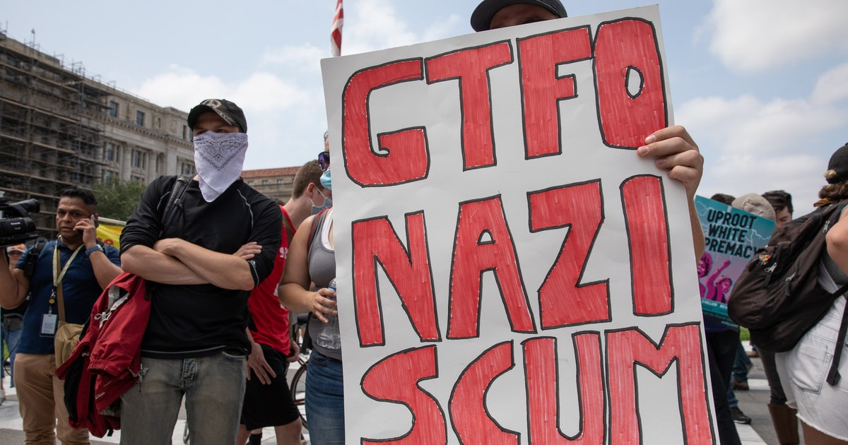 Antifa activists have killed 0 people in 25 years. Right-wingers have killed more than 300