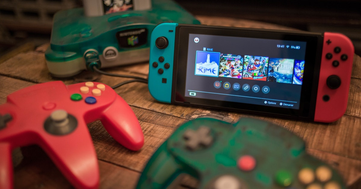 There are new Mario, Zelda, and Banjo-Kazooie games for the N64