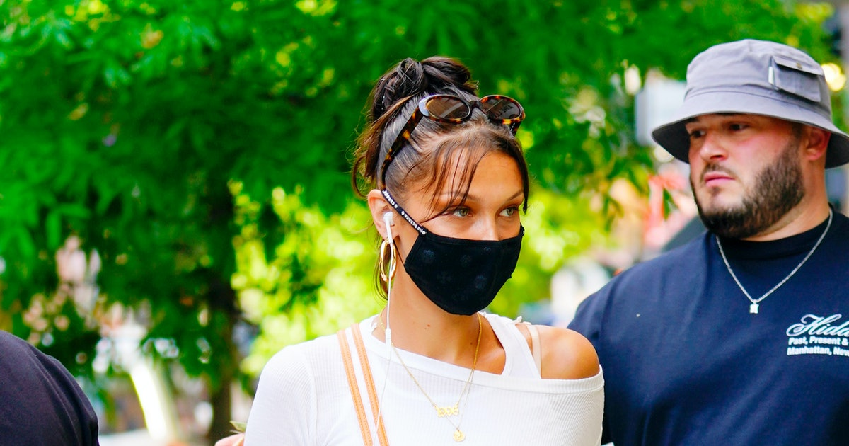 Bella Hadid's Telfar Bag Is The Must-Have Accessory Of Summer 2020