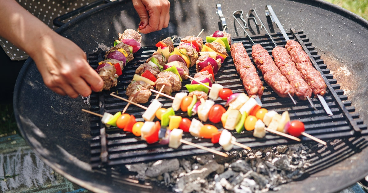 Family-Friendly Grill Recipes That Aren't Burgers & Hot Dogs
