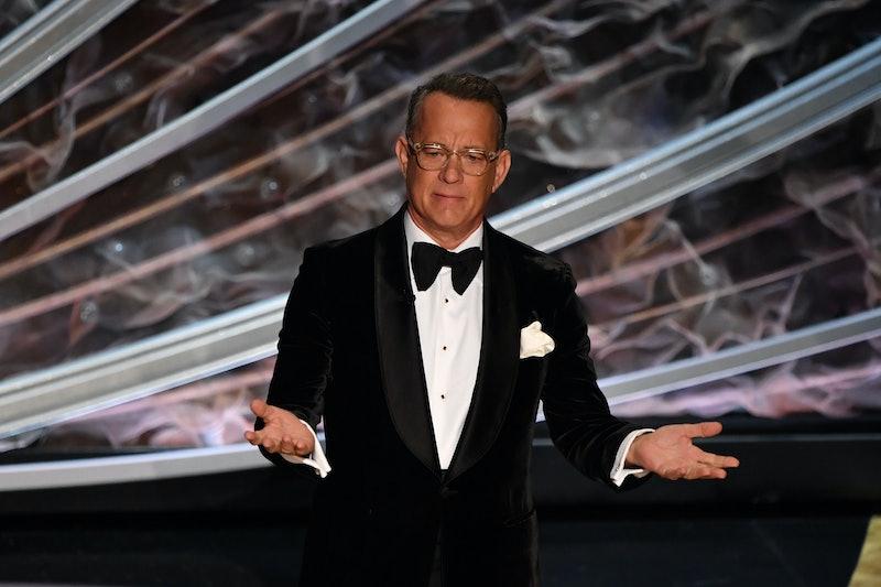 Tom Hanks coronavirus symptoms