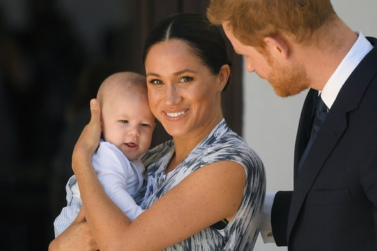 Meghan Markle and Prince Harry will have a walking toddler on their hands in the near future.