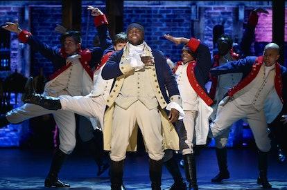 Okieriete Onaodowan in 'Hamilton'