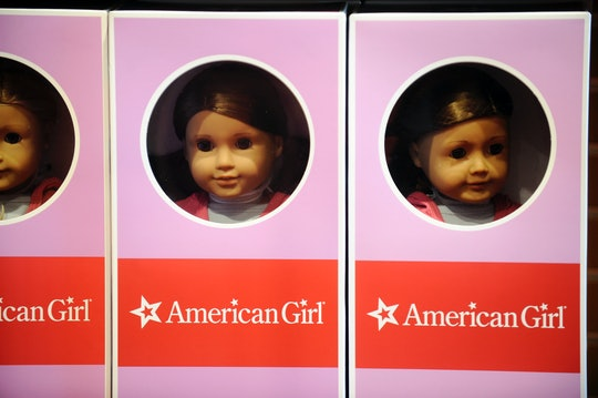 "A parody version of a ""Karen"" American Girl doll has gone viral."