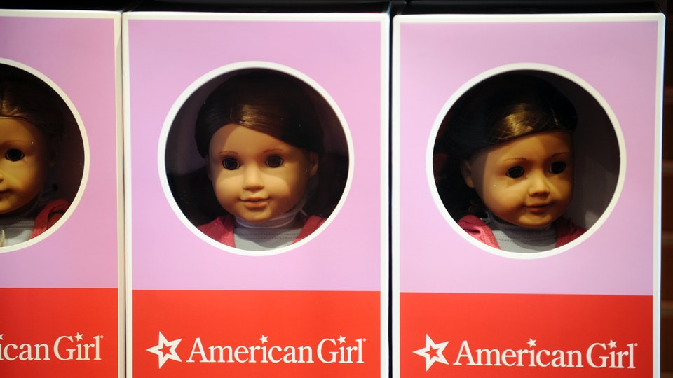 "A parody version of a ""Karen"" American Girl doll has gone viral."