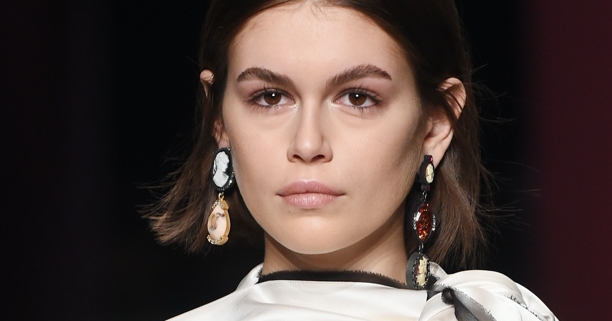 Blink And You Might Miss Kaia Gerber's New Tattoo