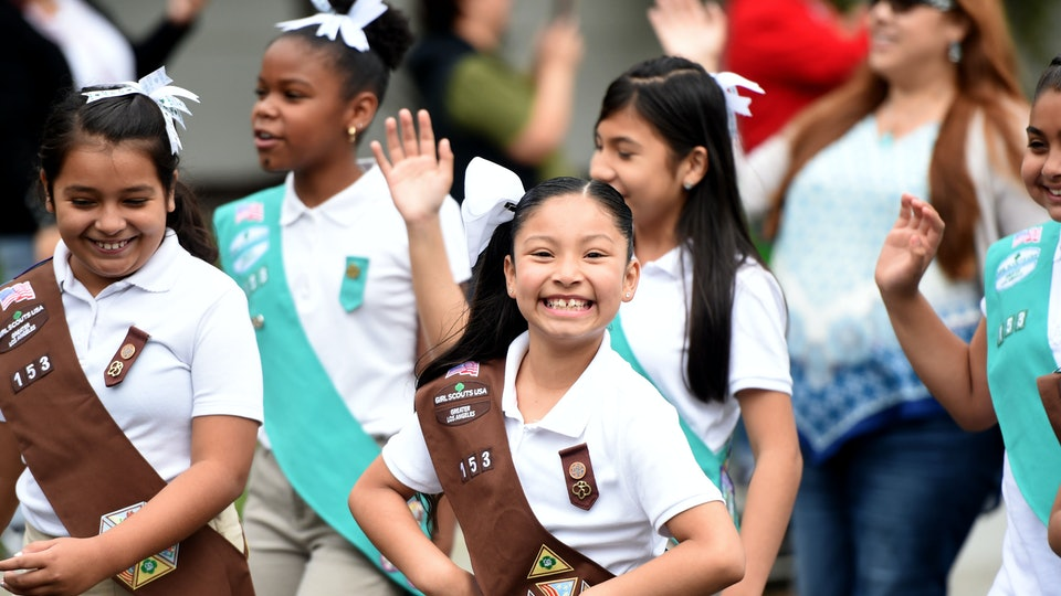 The Girl Scouts' Virtual Kindergarten Readiness Camp will help inspire confidence in your girl.