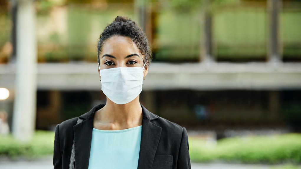 Here's what a psychologist recommends if you're scared to go outside during the coronavirus pandemic.