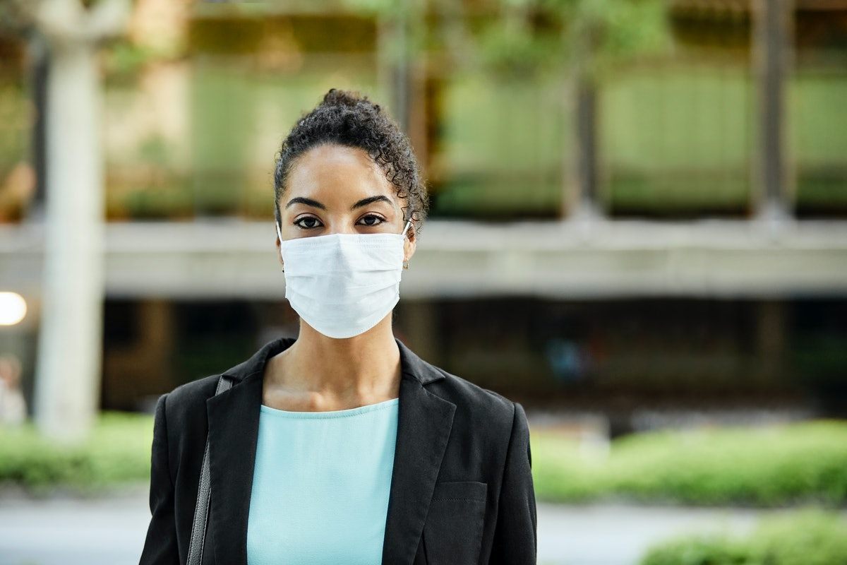 Here's what a psychologist recommends if you're scared to go outside during the coronavirus pandemic...
