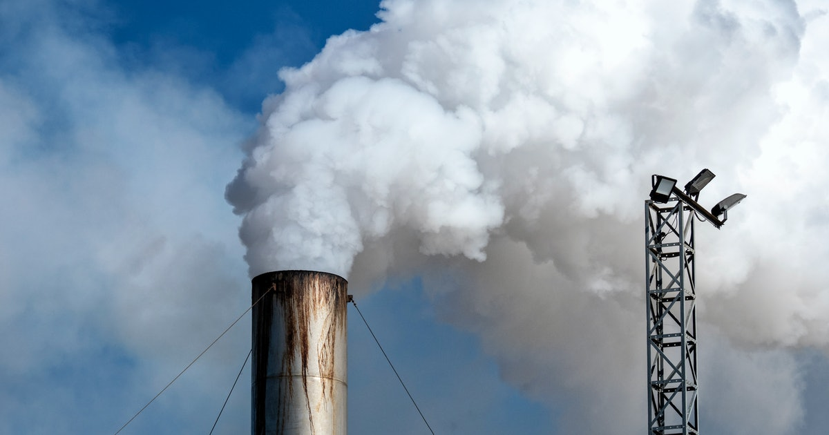 Carbon dioxide levels are about to reach heights last seen 15 million years ago