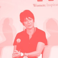 Is Ghislaine Maxwell secretly one of the most powerful Redditors of all time?