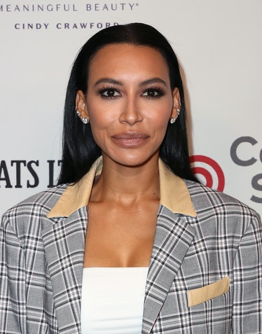 Naya Rivera attends an event for Meaningful Beauty.