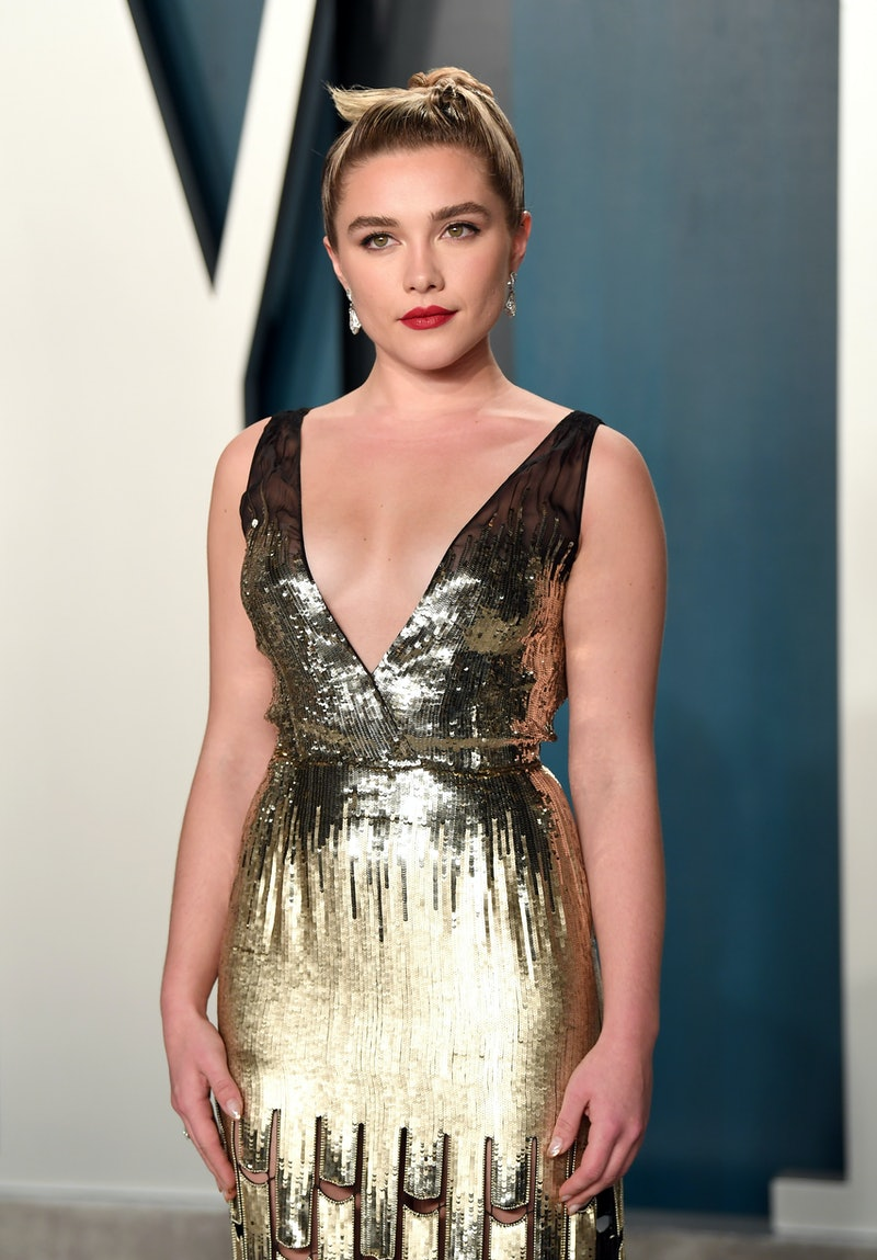Florence Pugh at Oscars after-party