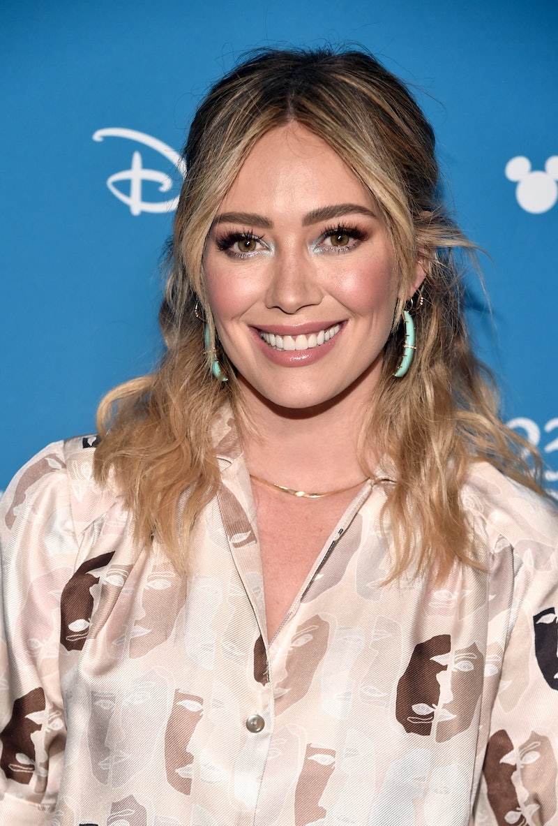 Hilary Duff gave fans an update on the status of the 'Lizzie McGuire' reboot.