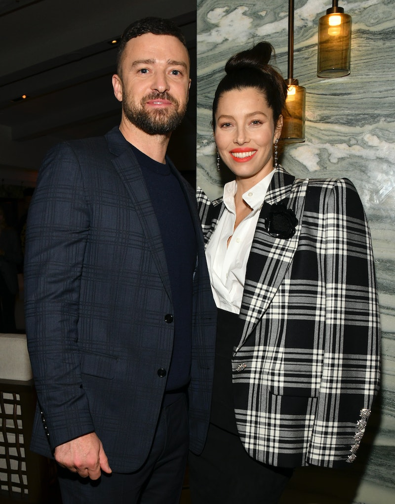 Jessica Biel and Justin Timberlake reportedly welcome their second child