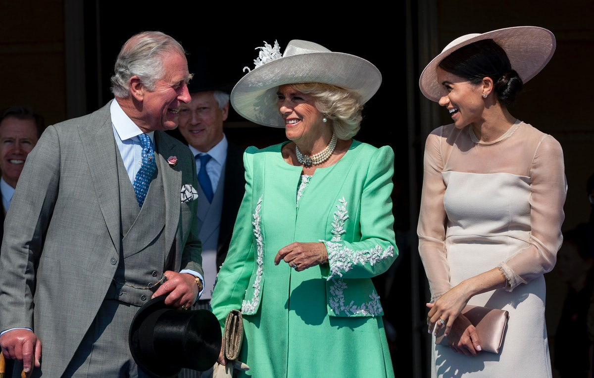 Here's what Prince Charles and Camilla Parker-Bowles reportedly thought about Meghan when they first met.