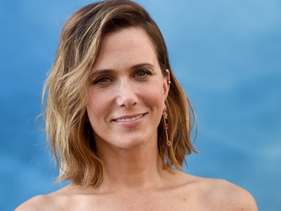 In a new interview with 'Instyle', actress Kristen Wiig opened up about becoming a mom for the first time.