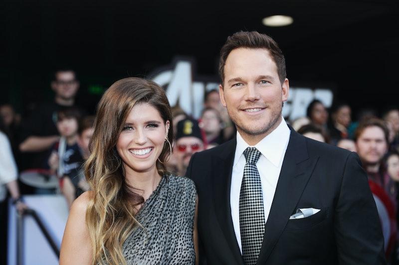 Chris Pratt and Katherine Schwarzenegger announce baby's name.
