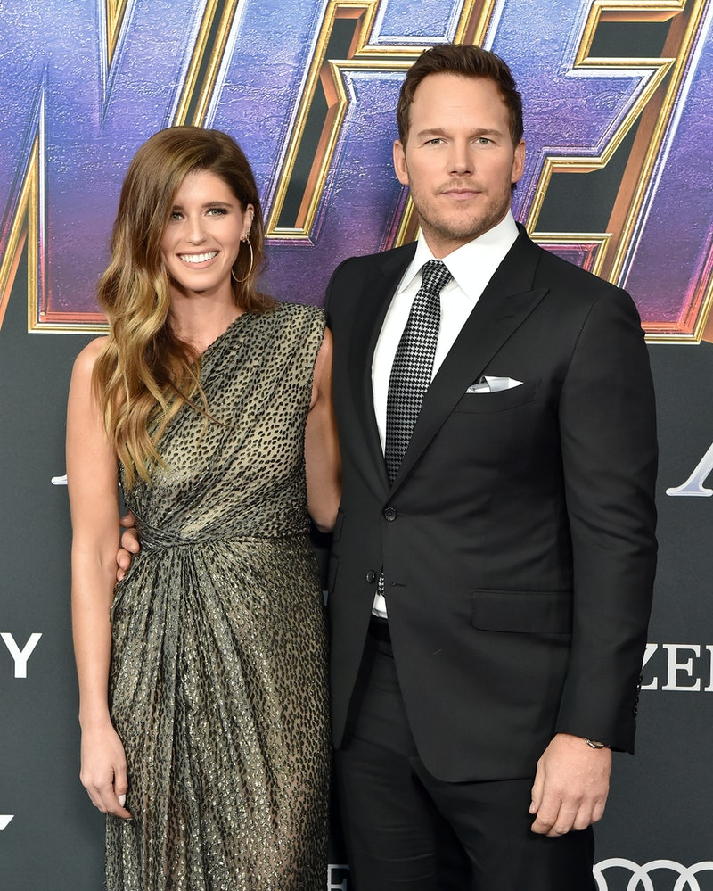Chris Pratt & Katherine Schwarzenegger Welcome Their First Child