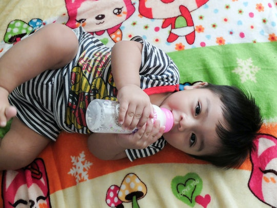 Experts say thawed breast milk can last an hour or two at room temperature.